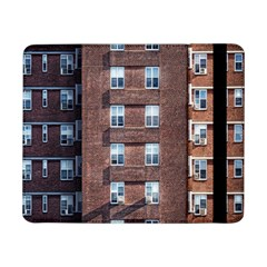 New York Building Windows Manhattan Samsung Galaxy Tab Pro 8 4  Flip Case