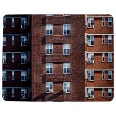 New York Building Windows Manhattan Jigsaw Puzzle Photo Stand (Rectangular)