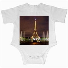 Paris Eiffel Tower Infant Creepers
