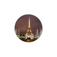 Paris Eiffel Tower Golf Ball Marker