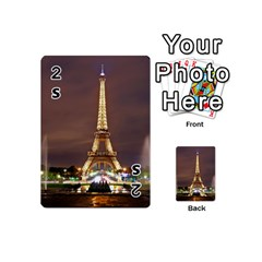 Paris Eiffel Tower Playing Cards 54 (Mini)