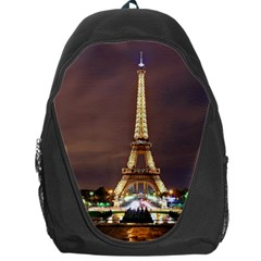 Paris Eiffel Tower Backpack Bag
