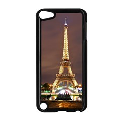 Paris Eiffel Tower Apple iPod Touch 5 Case (Black)