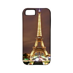 Paris Eiffel Tower Apple iPhone 5 Classic Hardshell Case (PC+Silicone)