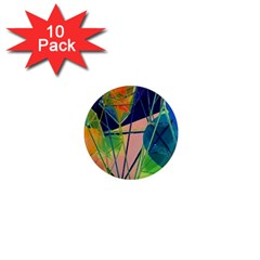 New Form Technology 1  Mini Magnet (10 pack)
