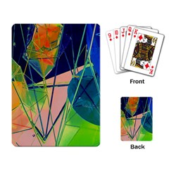 New Form Technology Playing Card