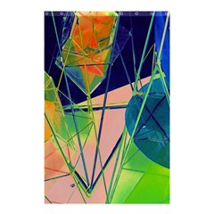 New Form Technology Shower Curtain 48  x 72  (Small)