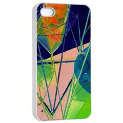 New Form Technology Apple iPhone 4/4s Seamless Case (White)