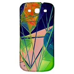 New Form Technology Samsung Galaxy S3 S III Classic Hardshell Back Case