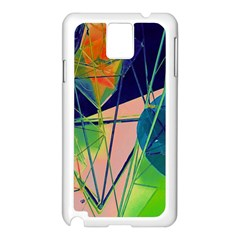 New Form Technology Samsung Galaxy Note 3 N9005 Case (White)