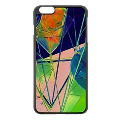 New Form Technology Apple iPhone 6 Plus/6S Plus Black Enamel Case