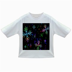 Nowflakes Snow Winter Christmas Infant/Toddler T-Shirts