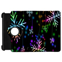 Nowflakes Snow Winter Christmas Kindle Fire HD 7