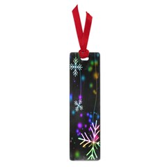 Nowflakes Snow Winter Christmas Small Book Marks