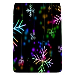 Nowflakes Snow Winter Christmas Flap Covers (S)