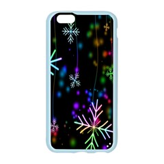 Nowflakes Snow Winter Christmas Apple Seamless iPhone 6/6S Case (Color)