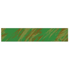 Brown green texture                                                  Flano Scarf
