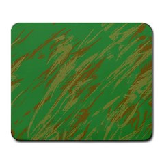 Brown green texture                                                  			Large Mousepad
