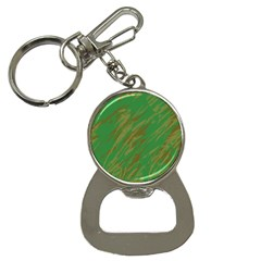 Brown green texture                                                  			Bottle Opener Key Chain