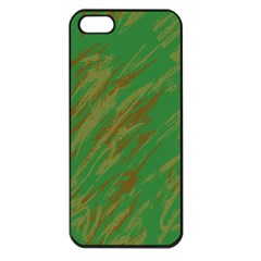 Brown green texture                                                 Apple iPhone 5 Seamless Case (Black)