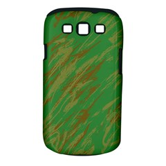 Brown green texture                                                 			Samsung Galaxy S III Classic Hardshell Case (PC+Silicone)
