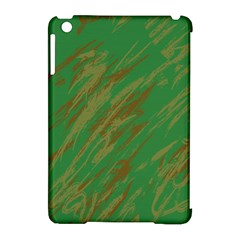 Brown green texture                                                 			Apple iPad Mini Hardshell Case (Compatible with Smart Cover)