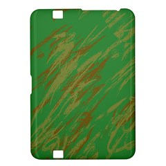 Brown green texture                                                 			Kindle Fire HD 8.9  Hardshell Case