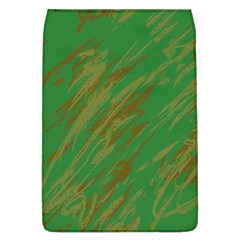 Brown green texture                                                 			Removable Flap Cover (L)