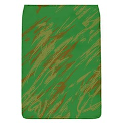 Brown green texture                                                 Removable Flap Cover (S)