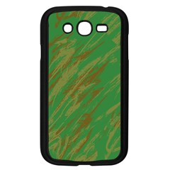 Brown green texture                                                 			Samsung Galaxy Grand DUOS I9082 Case (Black)