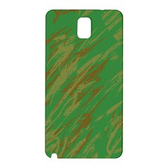 Brown green texture                                                 			Samsung Galaxy Note 3 N9005 Hardshell Back Case