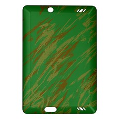 Brown green texture                                                 			Kindle Fire HD (2013) Hardshell Case