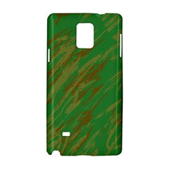 Brown green texture                                                 			Samsung Galaxy Note 4 Hardshell Case
