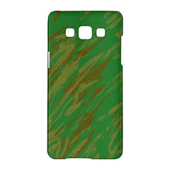 Brown green texture                                                 			Samsung Galaxy A5 Hardshell Case