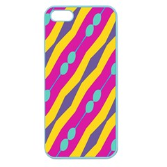 Blue bead chains                                                  Apple Seamless iPhone 5 Case (Color)