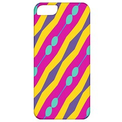 Blue bead chains                                                  Apple iPhone 5 Classic Hardshell Case