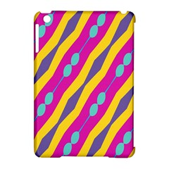 Blue bead chains                                                  Apple iPad Mini Hardshell Case (Compatible with Smart Cover)