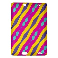 Blue bead chains                                                  Kindle Fire HD (2013) Hardshell Case