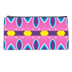 Ovals and stars                                                    	Pencil Case