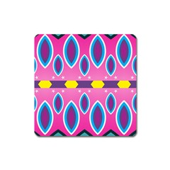 Ovals and stars                                                    			Magnet (Square)