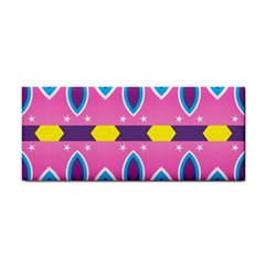 Ovals and stars                                                    Hand Towel