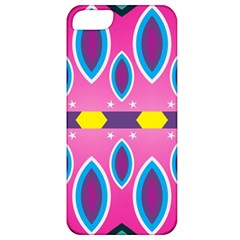 Ovals and stars                                                   Apple iPhone 5 Classic Hardshell Case