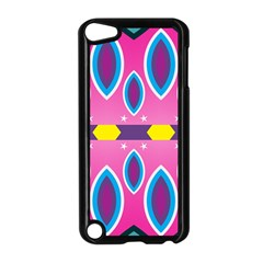 Ovals and stars                                                   			Apple iPod Touch 5 Case (Black)