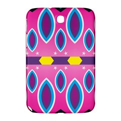 Ovals and stars                                                   			Samsung Galaxy Note 8.0 N5100 Hardshell Case