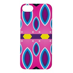Ovals and stars                                                   			Apple iPhone 5S Hardshell Case