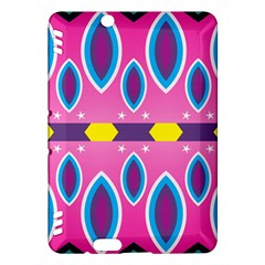 Ovals and stars                                                   Kindle Fire HDX Hardshell Case