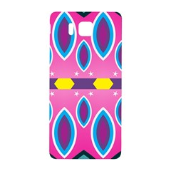 Ovals and stars                                                   			Samsung Galaxy Alpha Hardshell Back Case