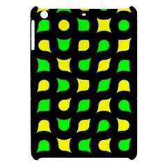 Yellow green shapes                                                    			Apple iPad Mini Hardshell Case