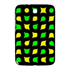 Yellow green shapes                                                    Samsung Galaxy Note 8.0 N5100 Hardshell Case