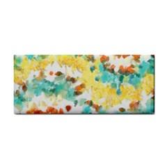 Retro watercolors                                                      Hand Towel
